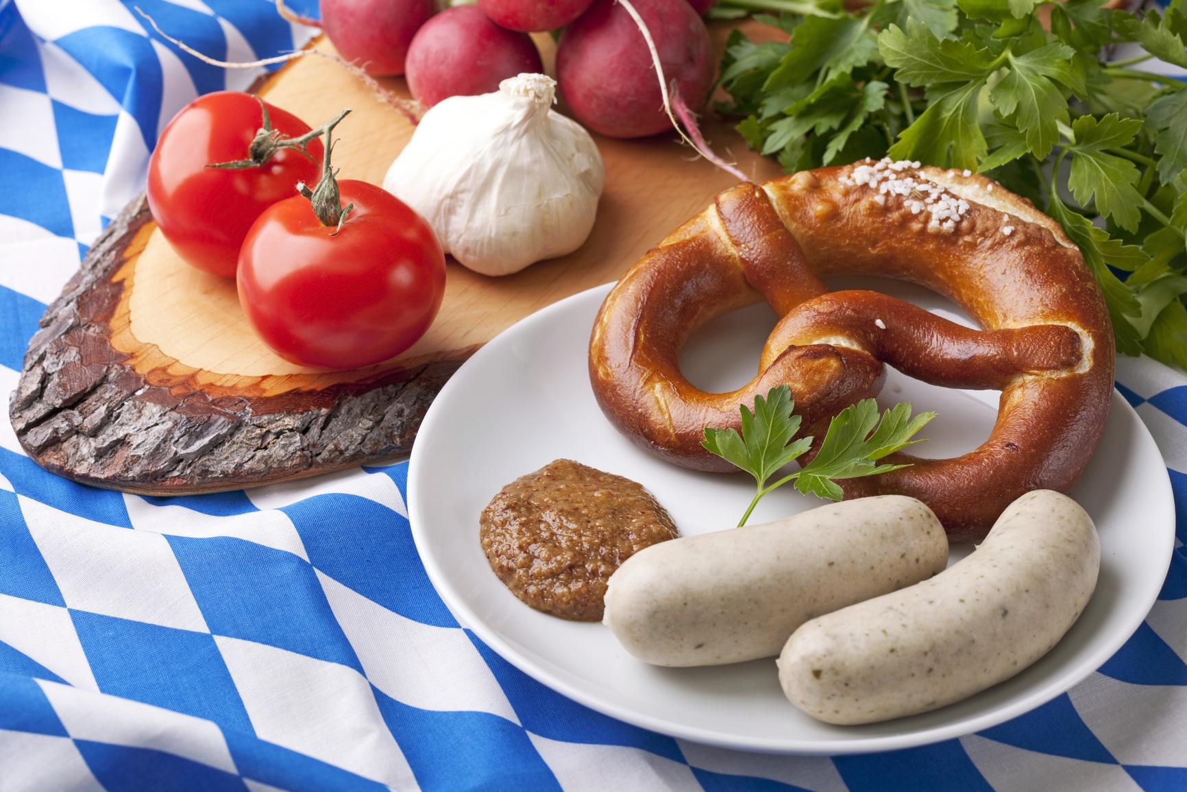 Немецкие блюда на новый год