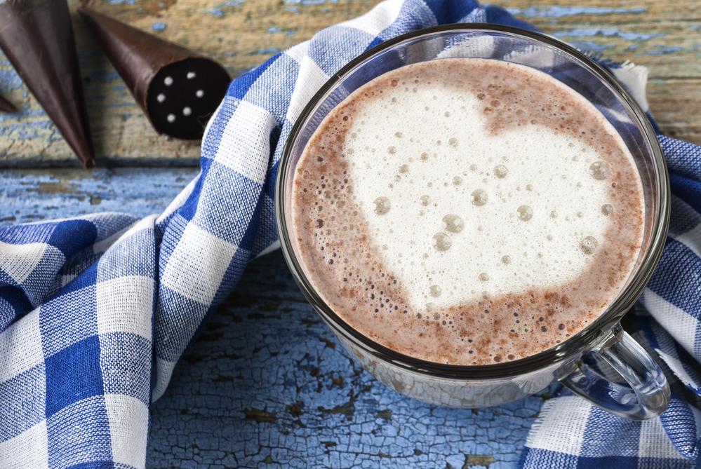 приготовление какао из порошка на молоке пошаговый рецепт