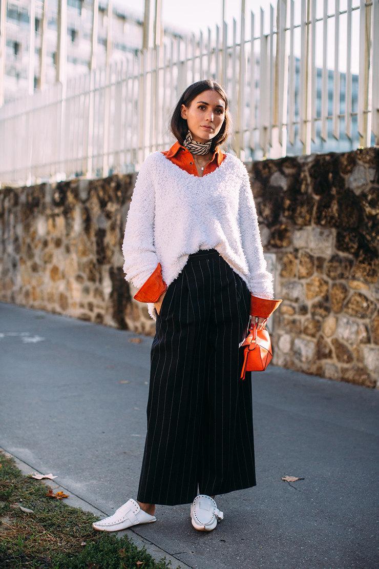 Модные свитера на весну 2020