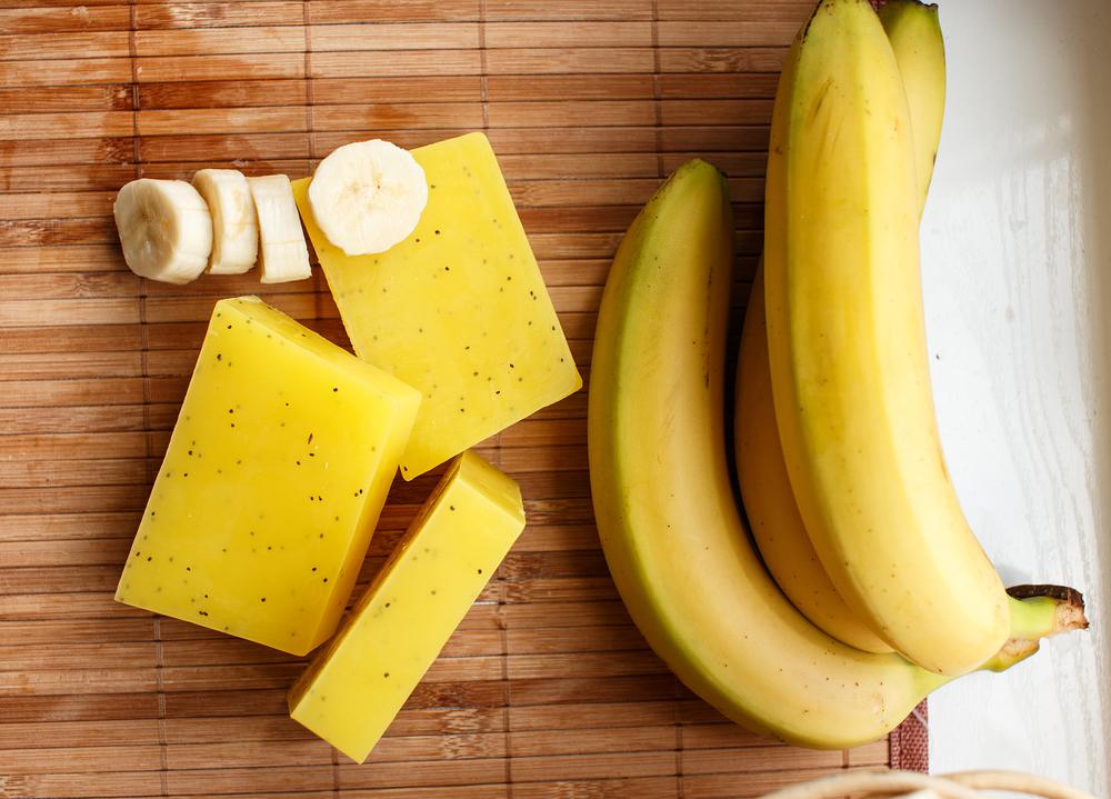 Банан содержит множество витаминов и полезных микроэлементов