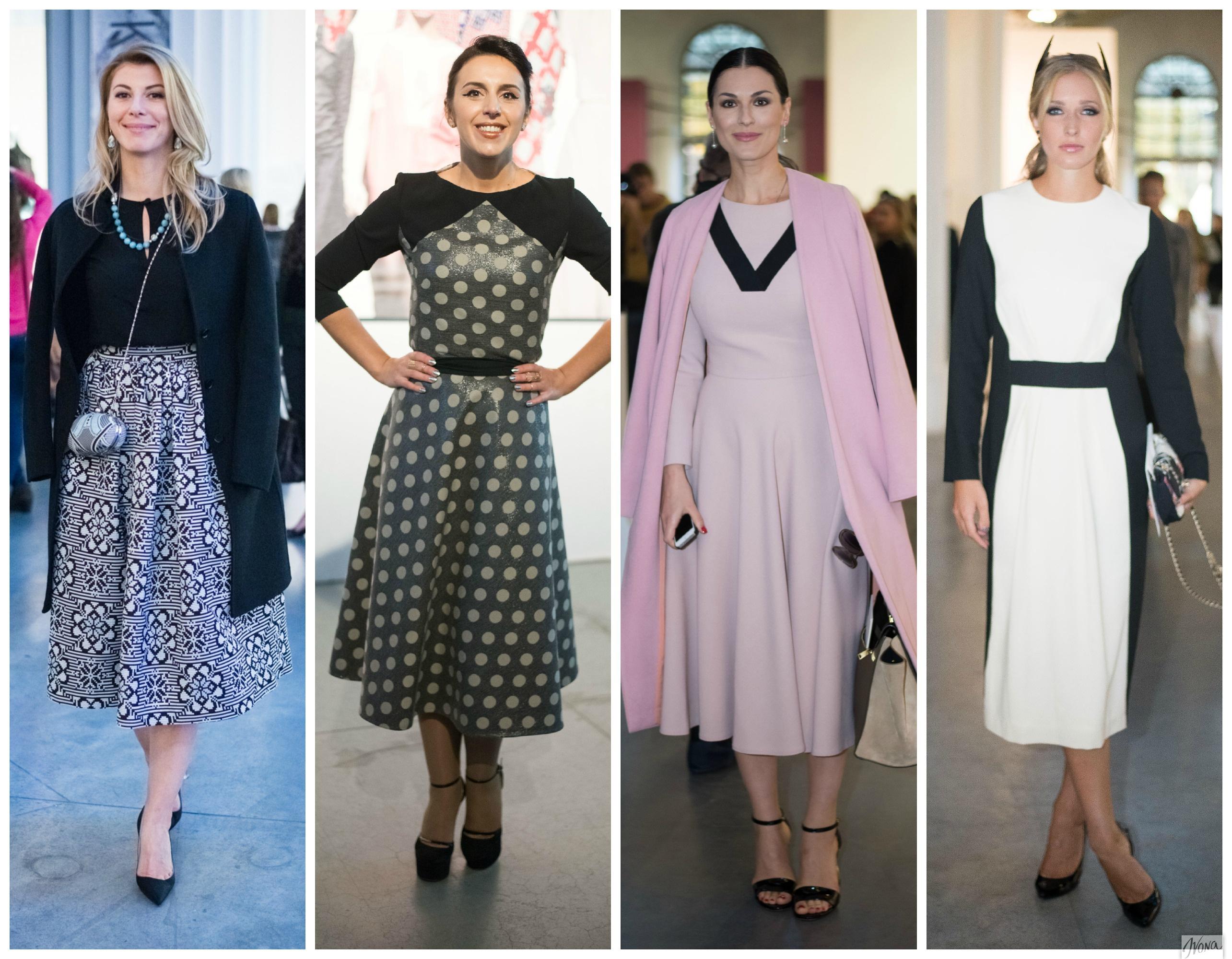 Звездные гости Ukrainian Fashion Week