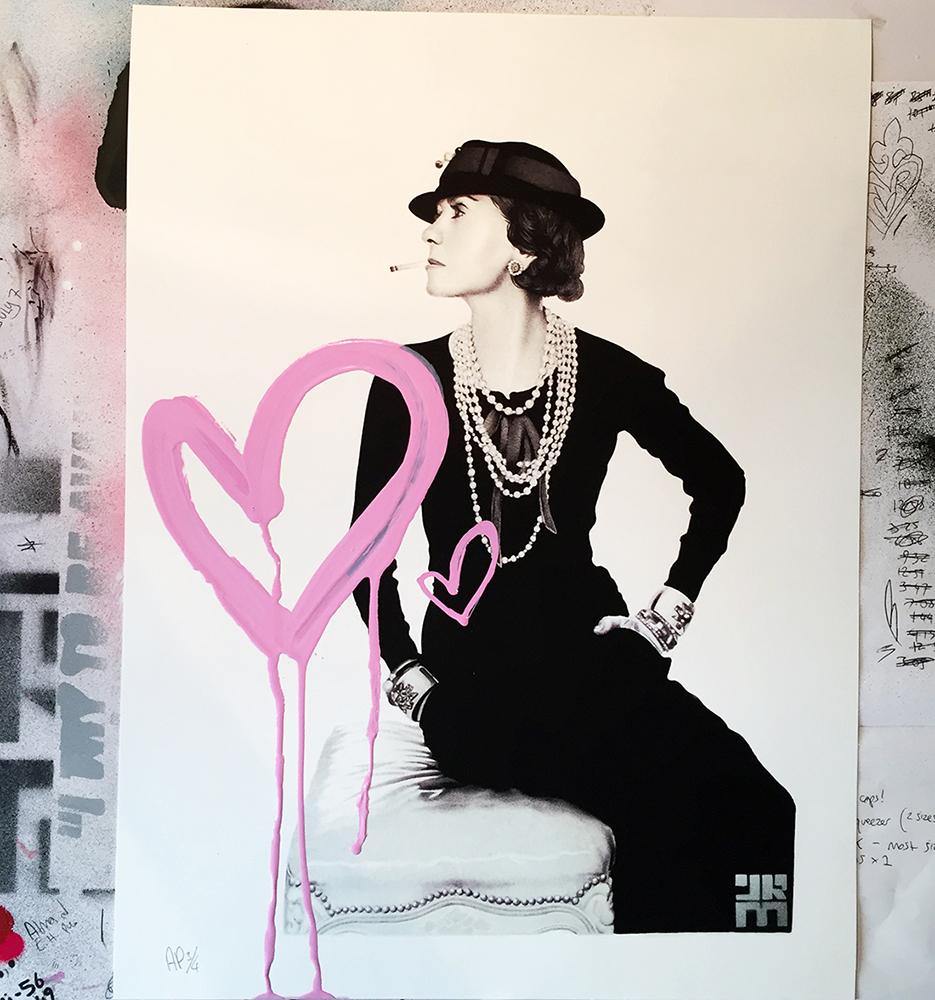 Ведущий французский модельер Коко Шанель