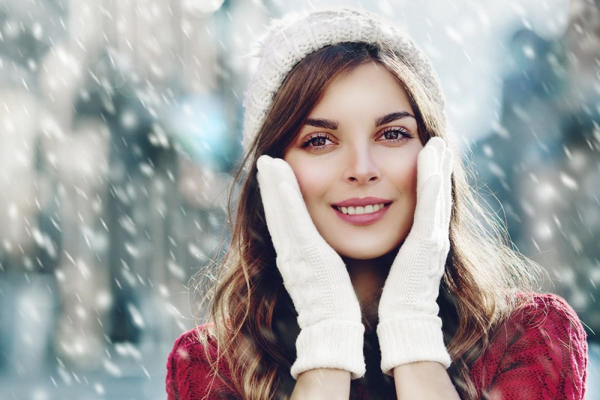 Уход за кожей лица 35+ зимой
