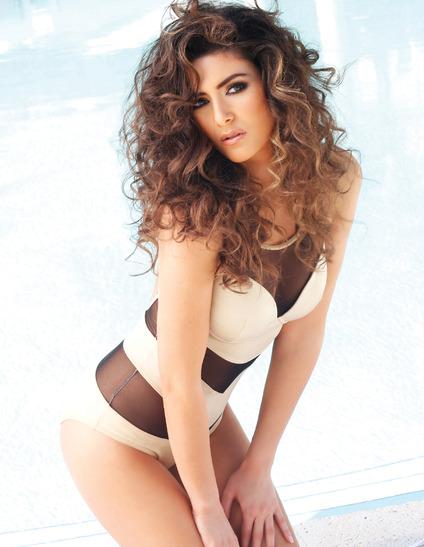 Мисс Ливан хотят лишить титула на почве политического скандала