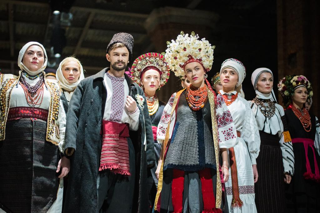 Участницы шоу Супермодель по-украински в проекте ИСТОКИ