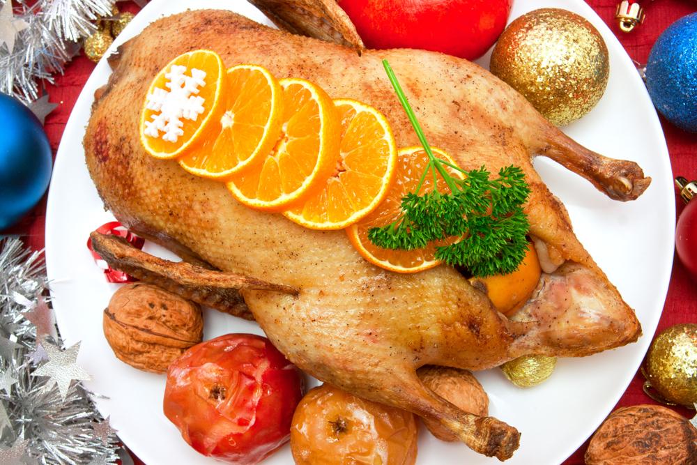 Рецепт утки к новогоднему столу