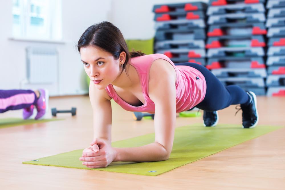 Эффективное упражнение на все группы мышц