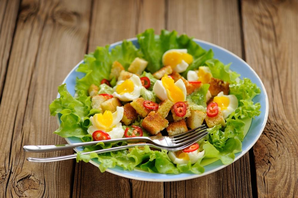 Рецепты салатов с заправкой из масла фото