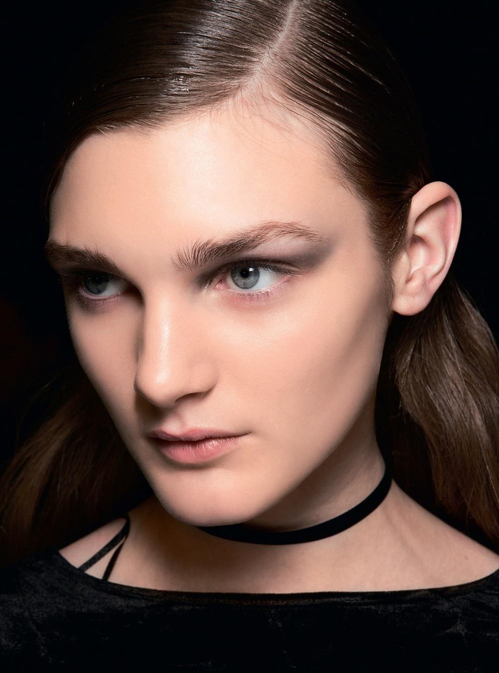 Антитренды макияжа 2020: Матовая кожа