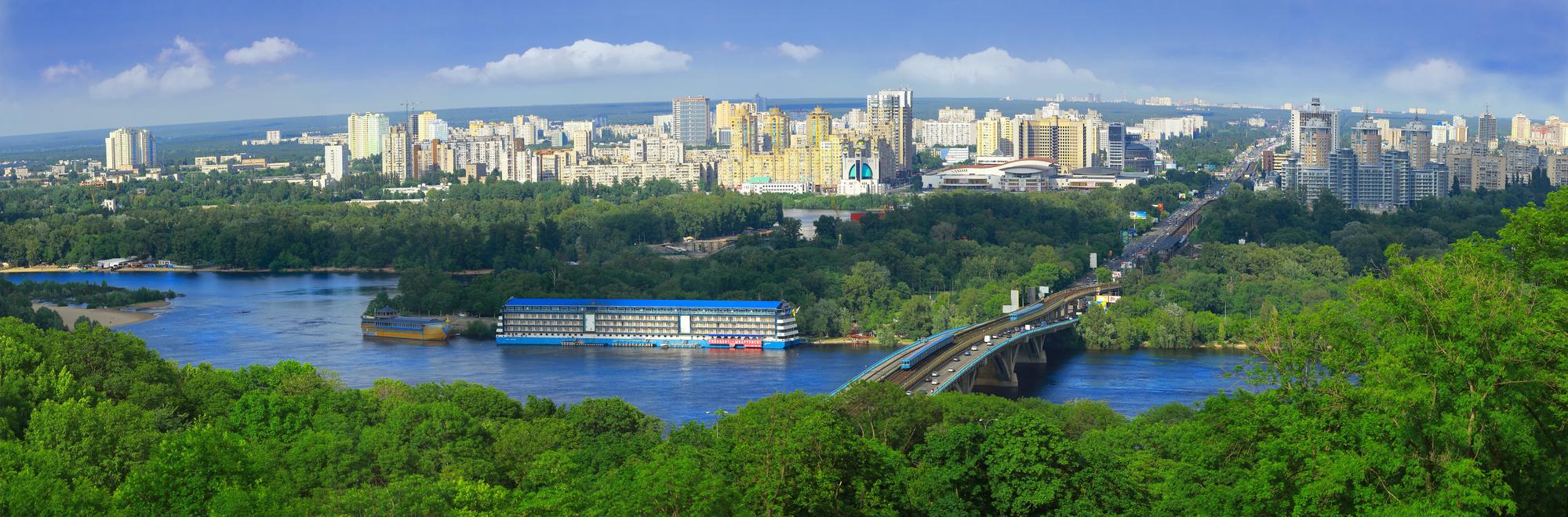 Перекрыли мост метро в Киеве: Как добраться на другой берег