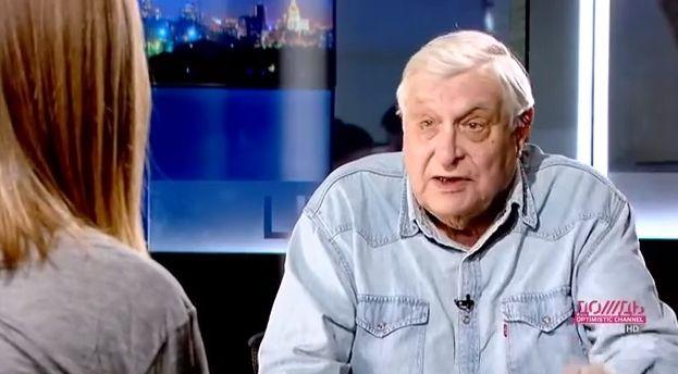 Олег Басилашвили осудил аннексию Крыма