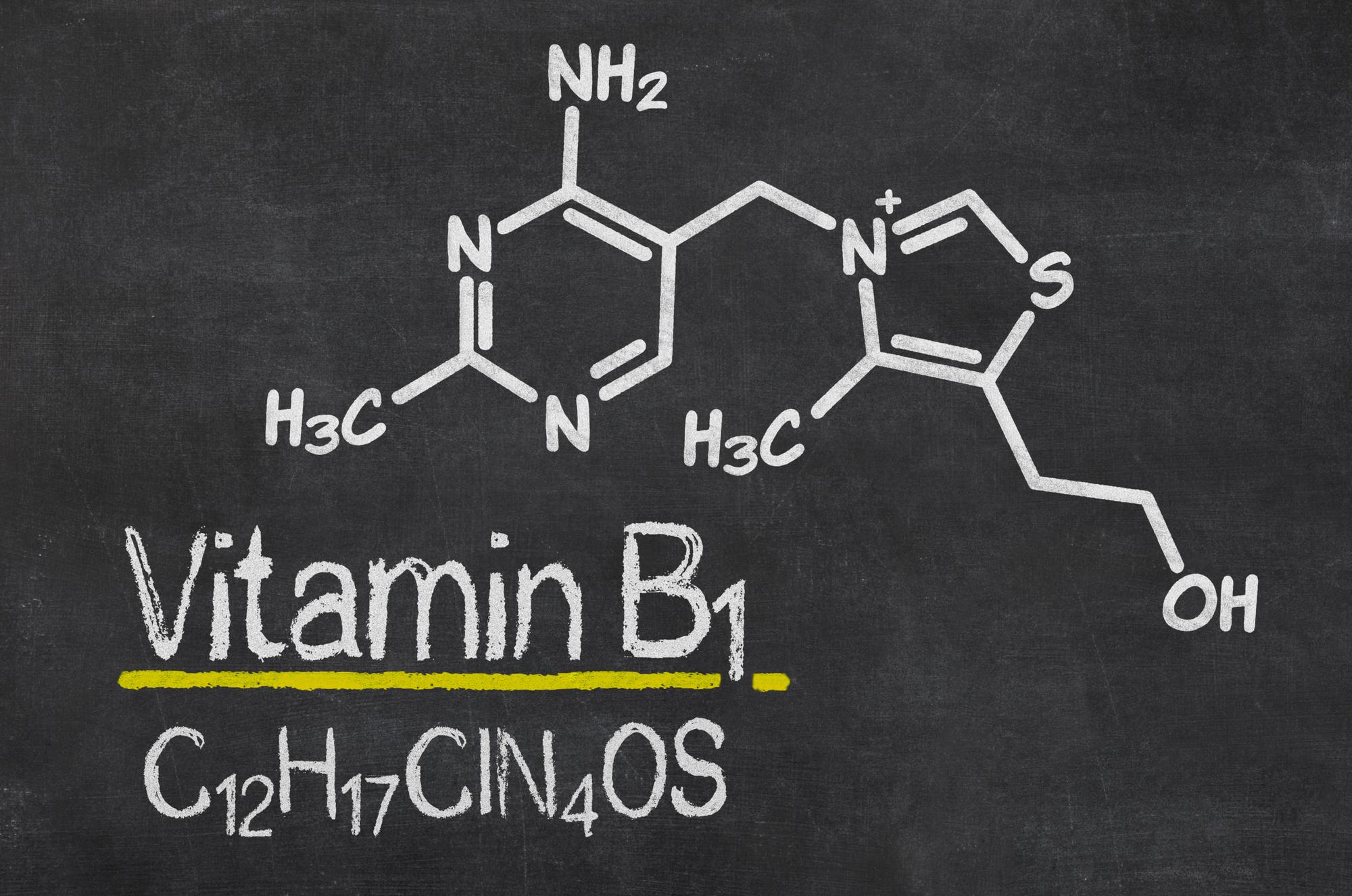 Что следует знать о витамине В1
