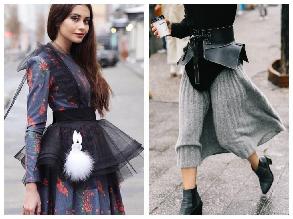 Одежда, которая полнит зимой 2019/20