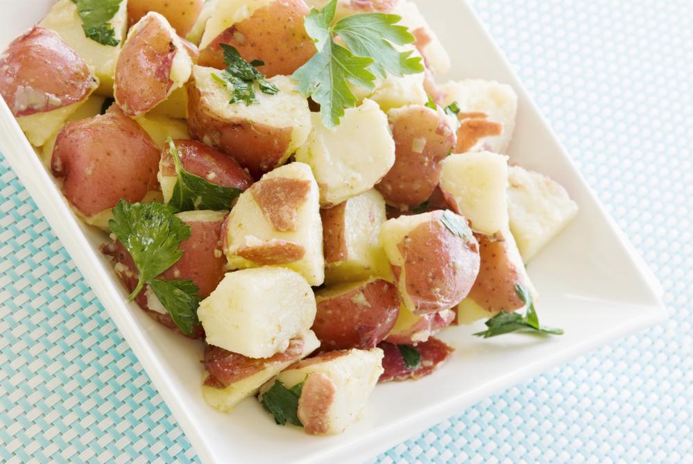 Мелкий картофель