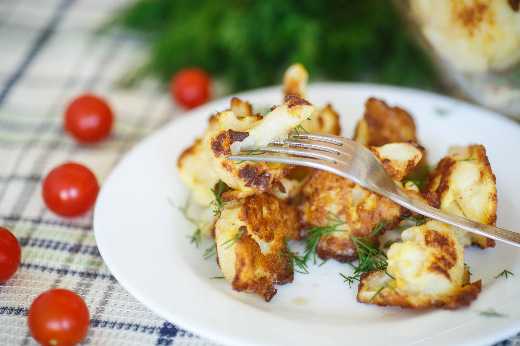 блюдо приготовить из цветной капусты