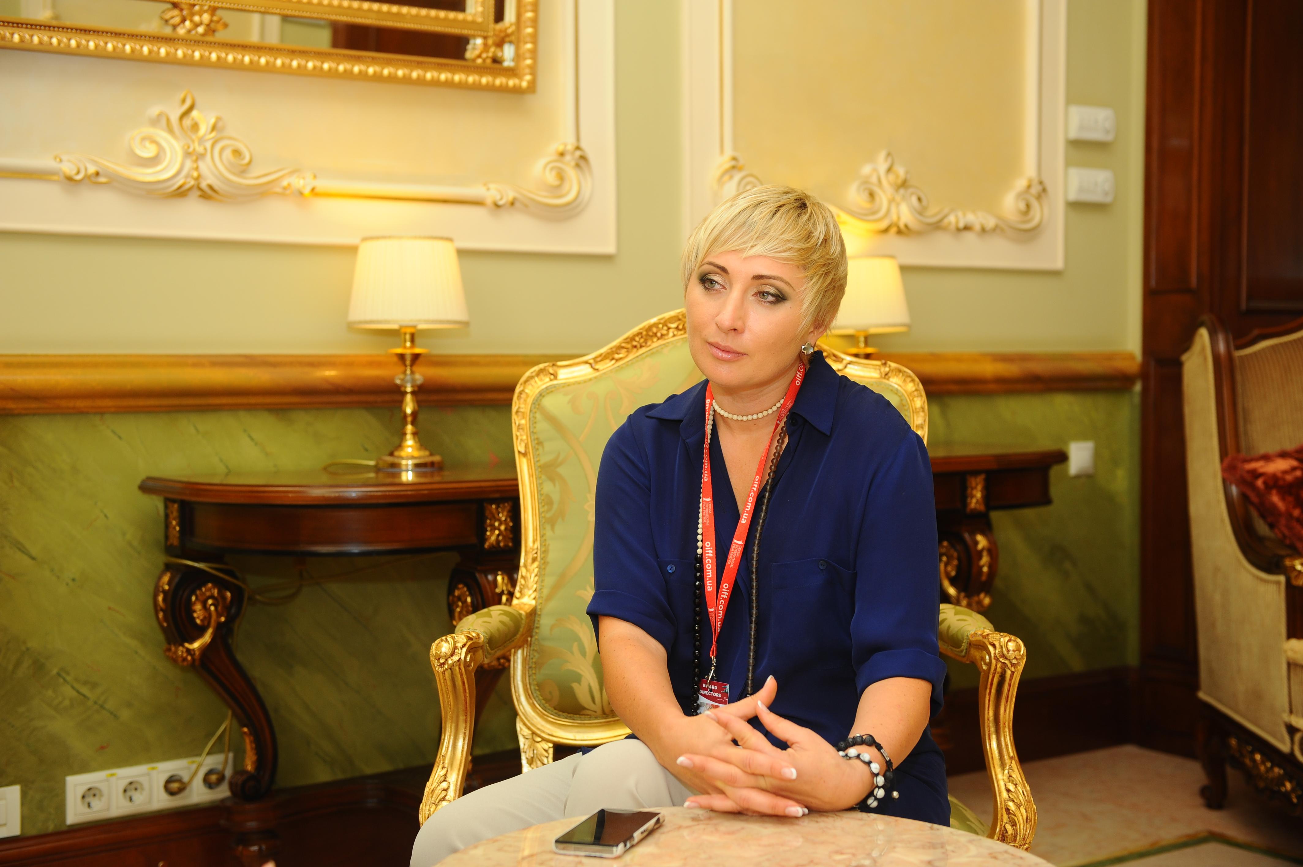 Президент Одесского кинофестиваля