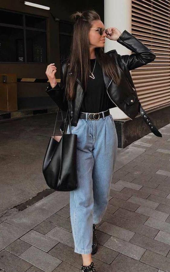 Модные джинсы весна 2021