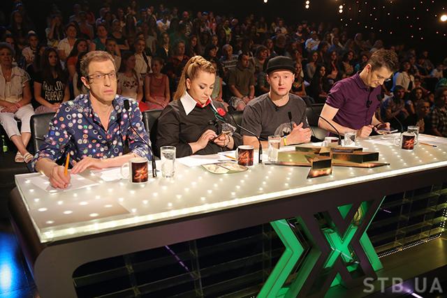 Х-фактор 6 сезон: Судьи шоу