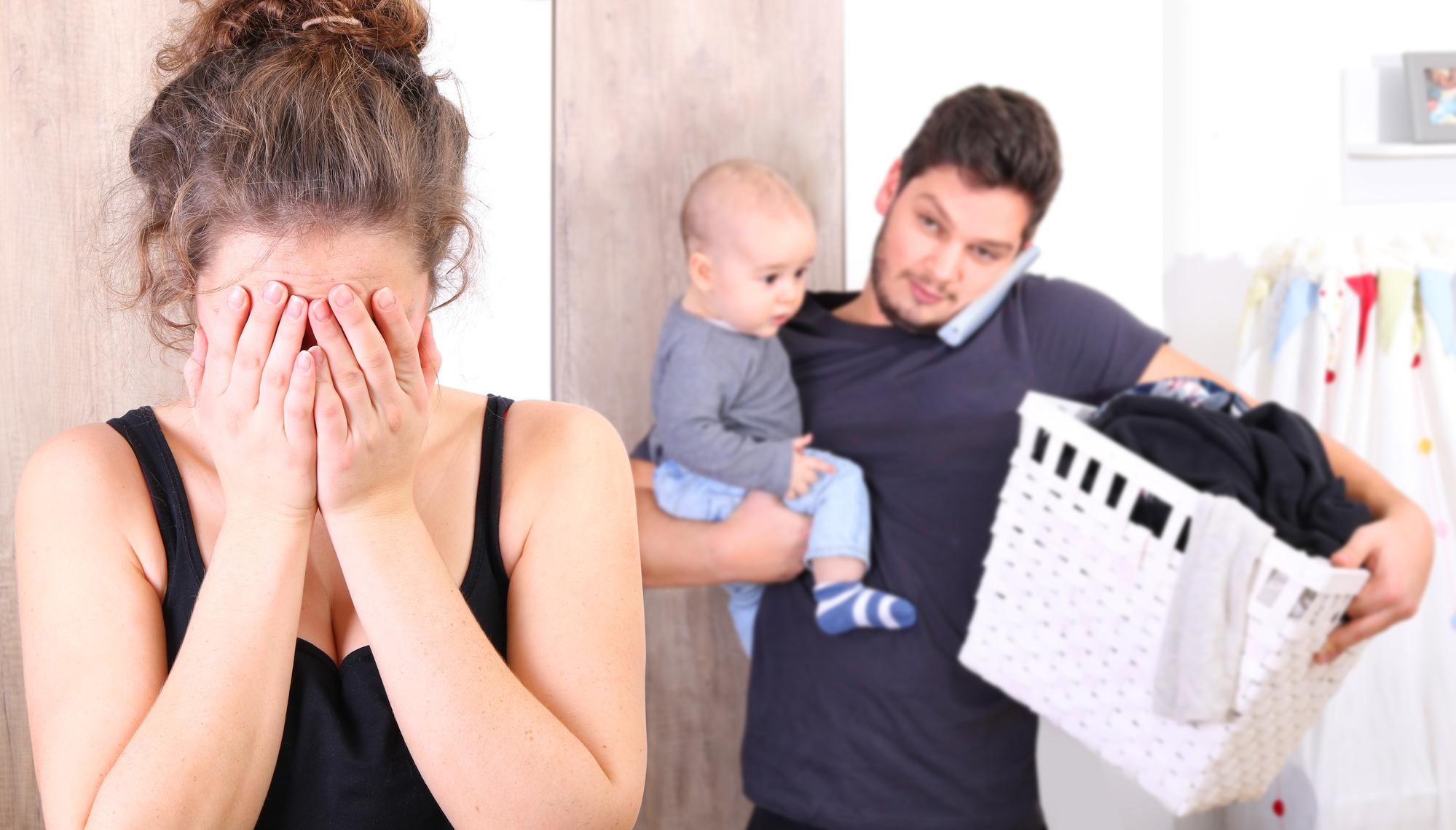 Что следует знать о послеродовой депрессии: советы Уляны Супрун