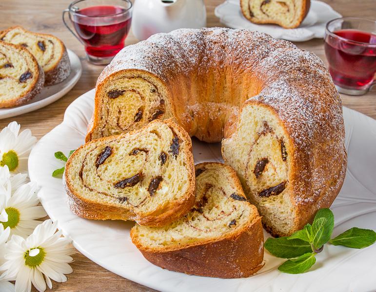 Австрийский пасхальный пирог – райндлинг