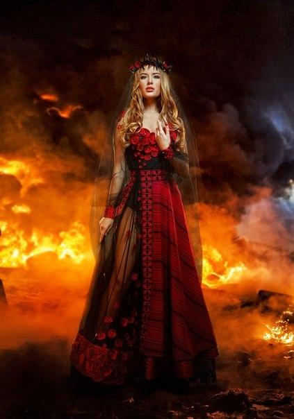 Мисс Украина-Вселенная 2014 Диана Гаркуша стала