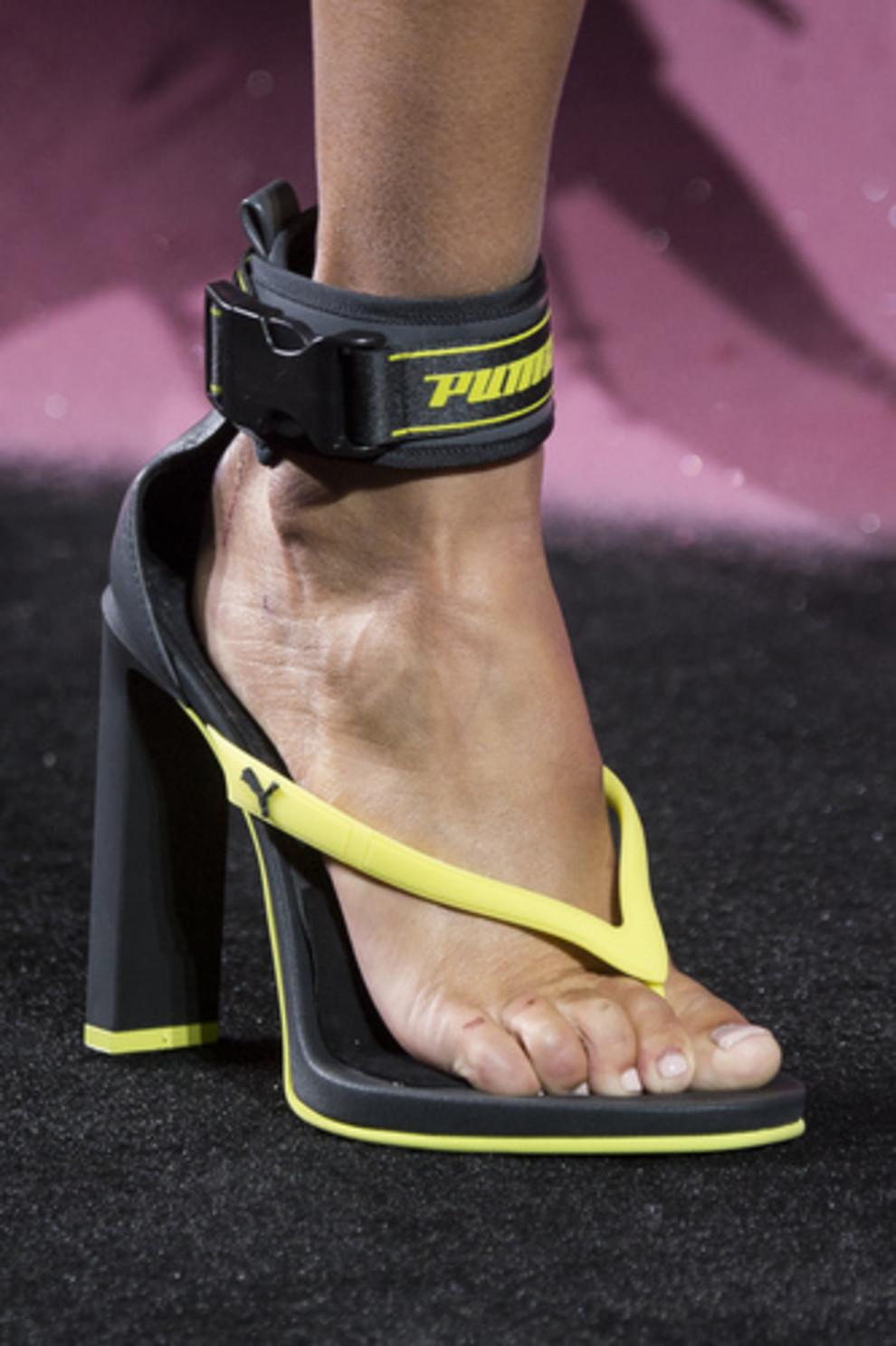Обувные весенне-летние тенденции 2020