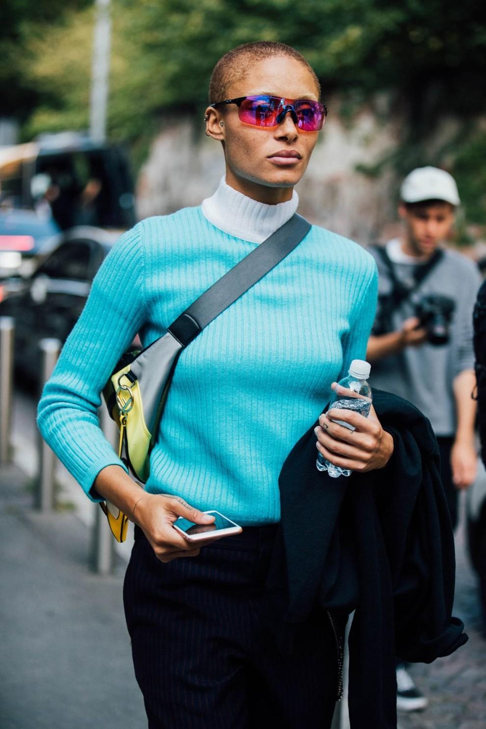ТОП-10 трендов уличной моды 2019 года: Очки с пастельными линзами