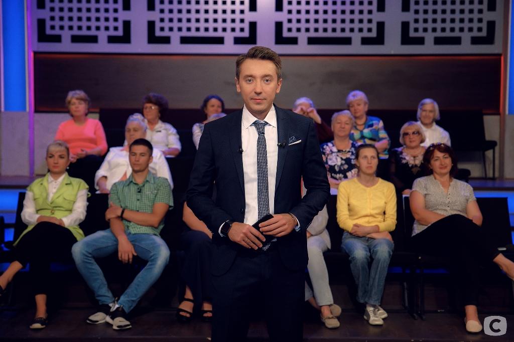 Михаил Присяжнюк: