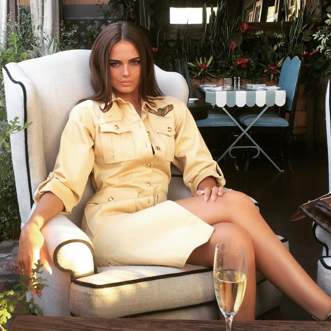 Молдавская модель Ксения Дели