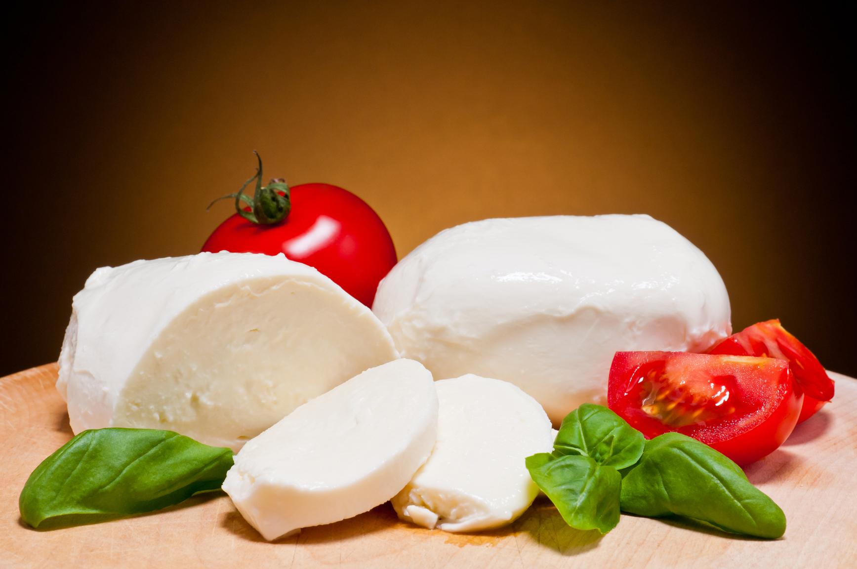 Сыр моцарелла в домашних условиях фото