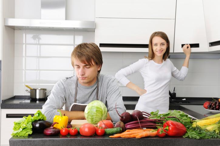 методы правильного питания для похудения
