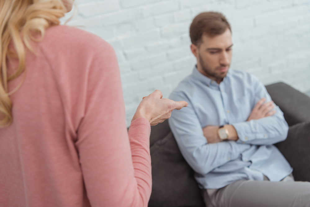 Что может стать причиной развода