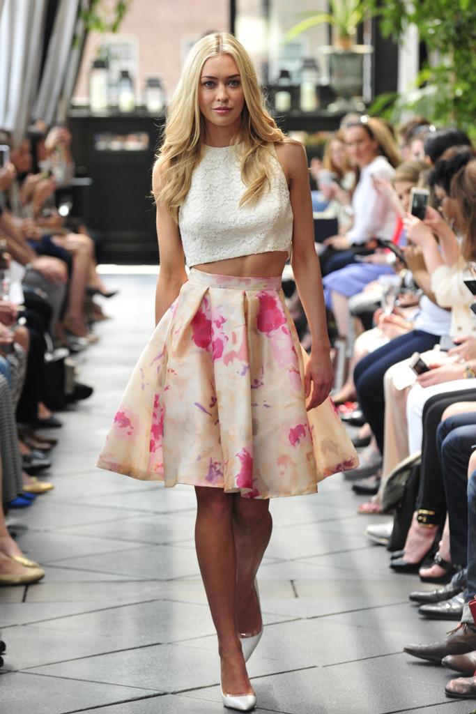 Неделя свадебной моды в Нью-Йорке: Модные тенденции 2016 года