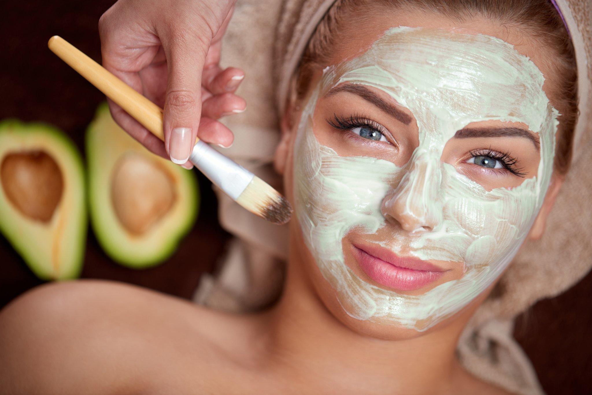 Омолаживающие маски для лица с желатином