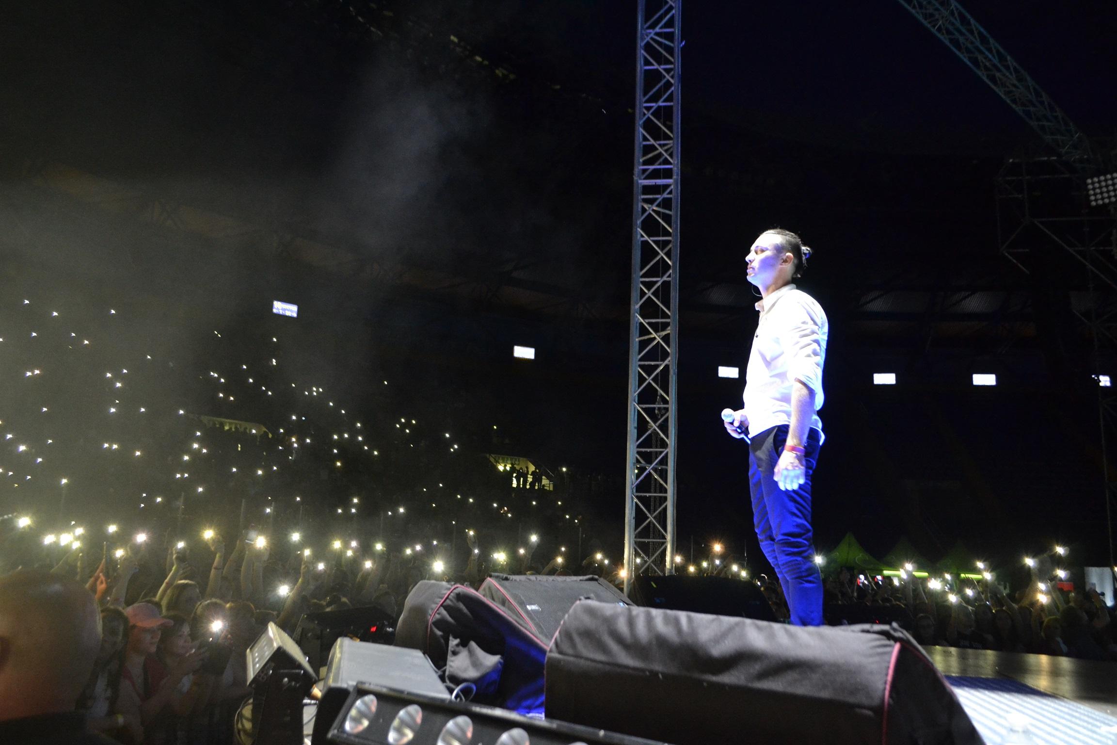 Минирование и скандал с билетами: Чем запомнились концерты стадионного тура Hello группы Антитела