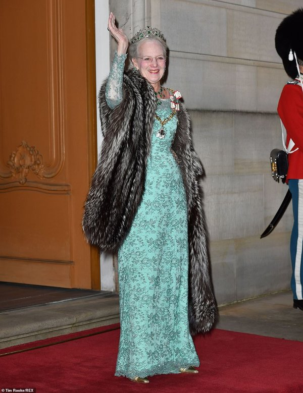 Королева Маргрет II