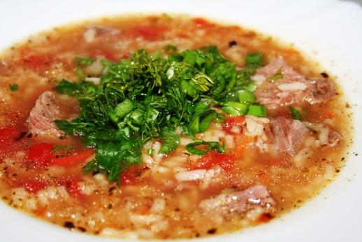 правильный рецепт супа харчо