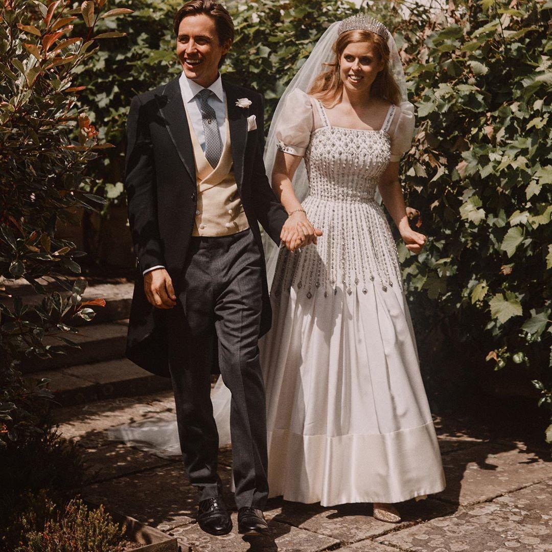 Муж принцессы Беатрис устроил к себе на работу бывшую жену
