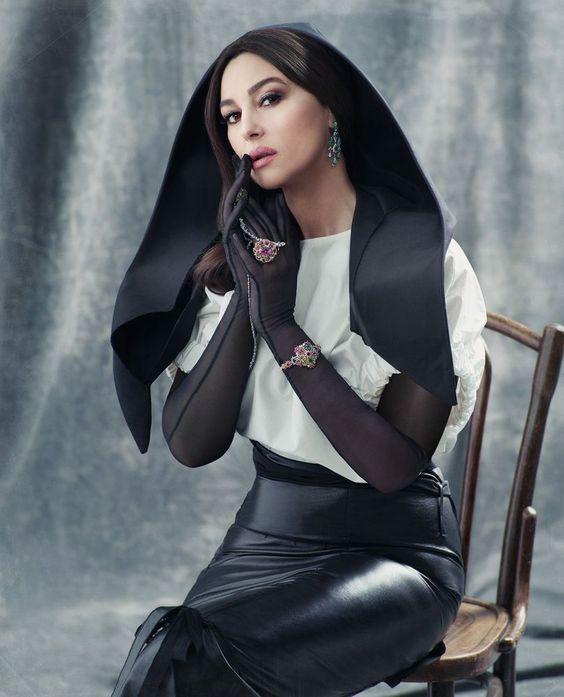 День рождения Моники Беллуччи: ТОП-6 секретов красоты актрисы