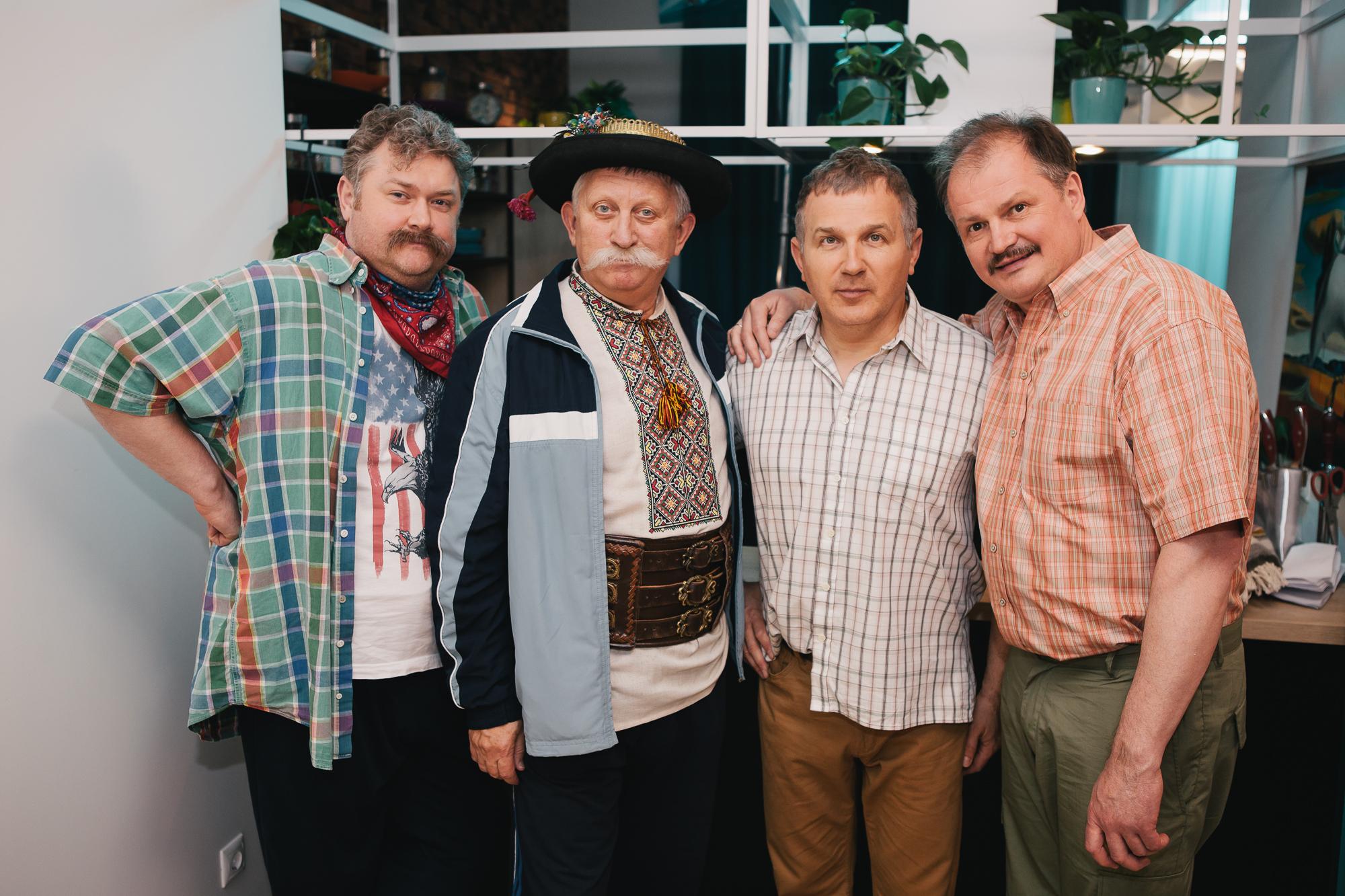 День Киева: известные украинские актеры вспомнили, как покоряли столицу