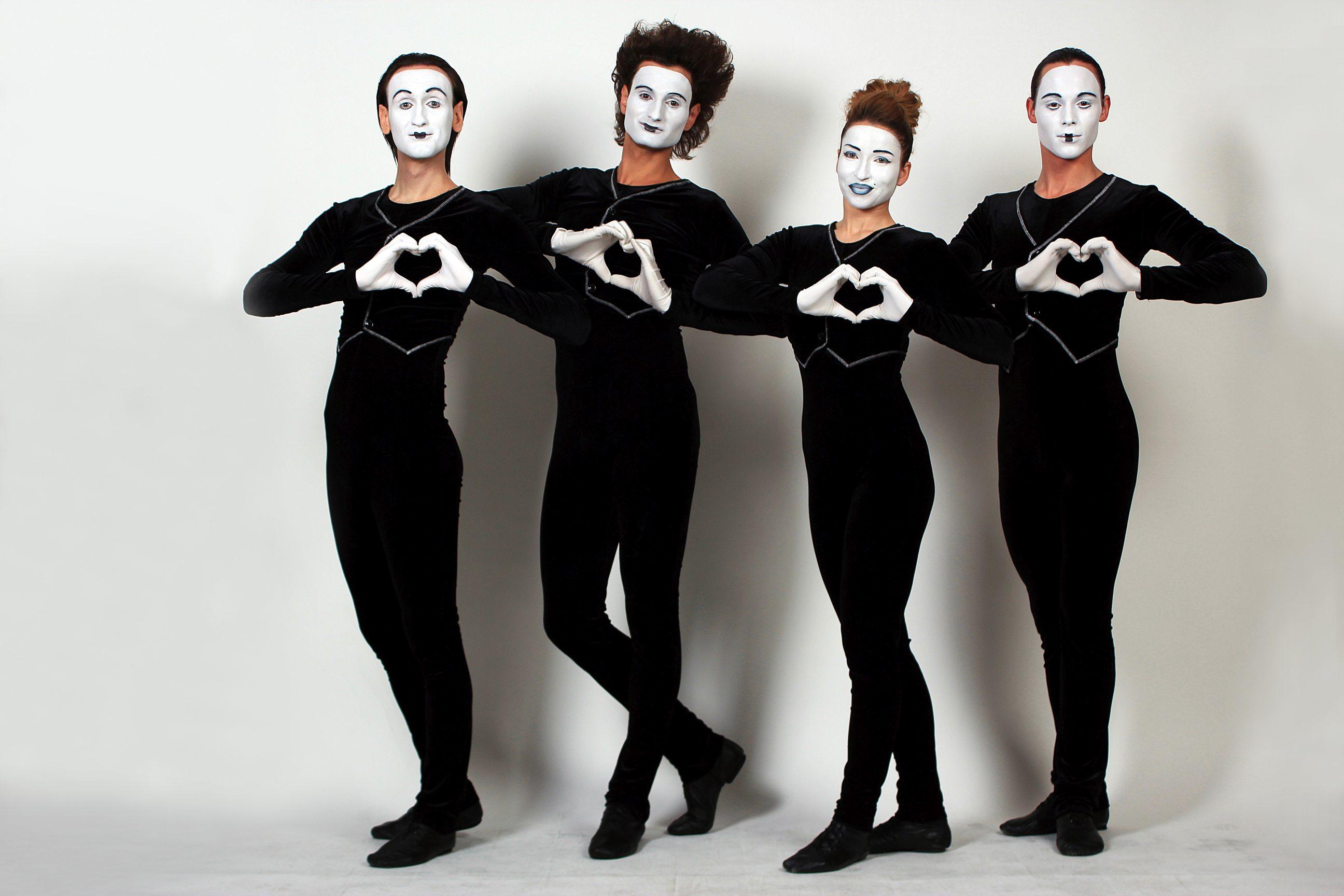 В Киеве покажут LIGHT SOULS от Quartet DEKRU – шоу, которое покорило Европу