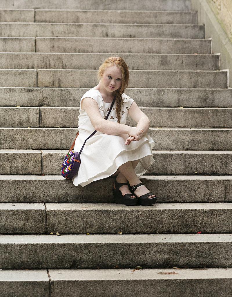 18-летння Мэдлин Стюарт украсила модную фотосессию