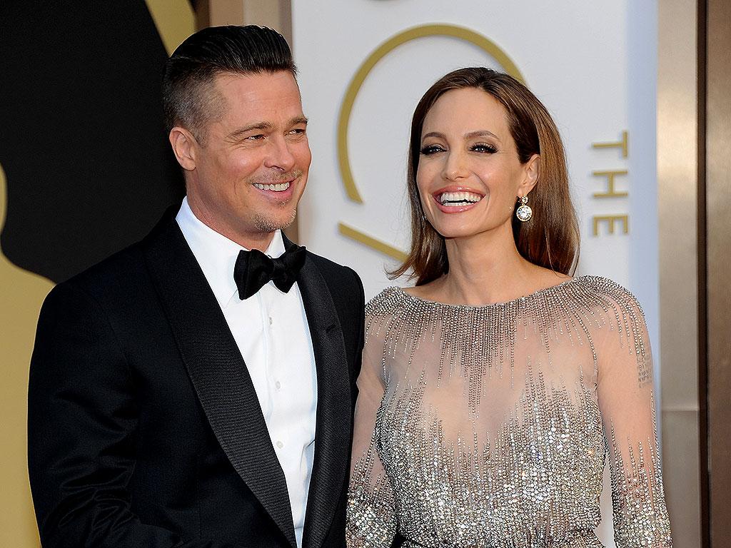 Джоли и Питт беспокоятся о психике своей дочери