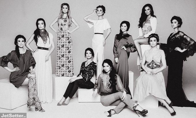Финалистки конкурса Мисс Украина Вселенная 2014