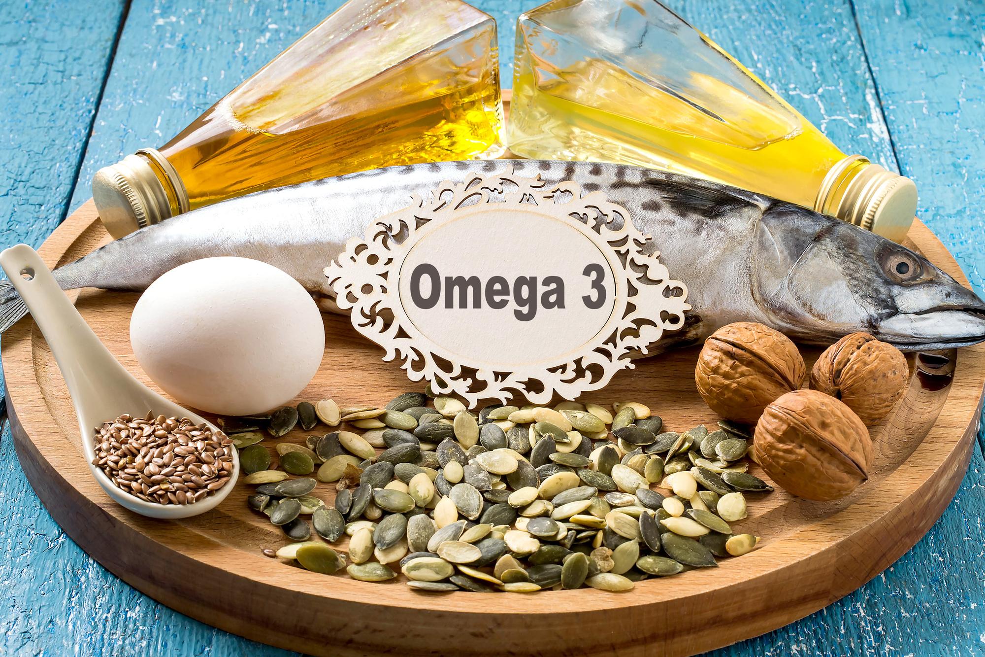 Зачем нужны Омега-3 для кожи и волос