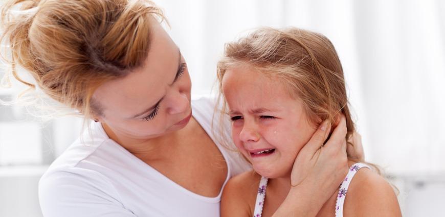 В 2-4 года у детей чаще всего проявляется страх темноты и боязнь быть брошенными
