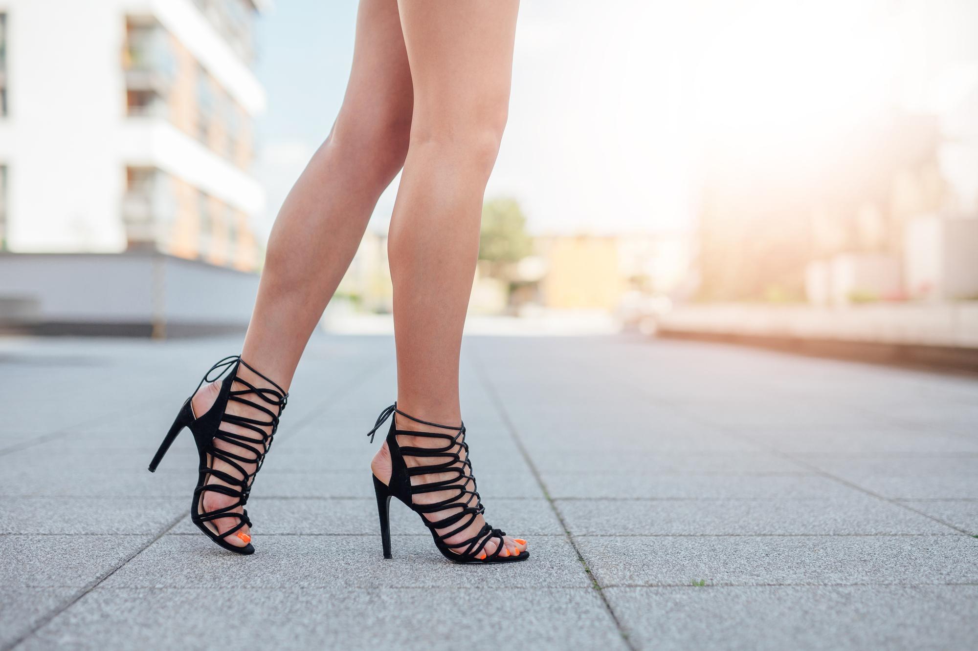 Супрун рассказала, как высокий каблук может навредить здоровью