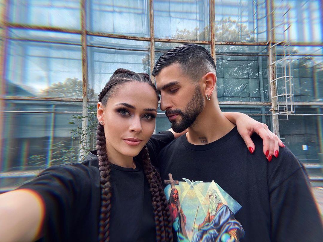 Жена Димы Жука показала романтичное фото с ним