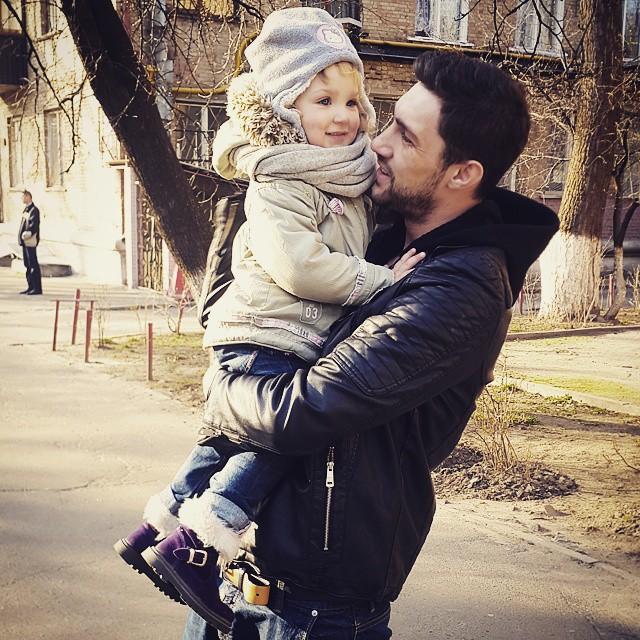 Кензов с сыном