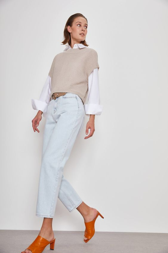 ТОП-6 трендовых моделей джинсов
